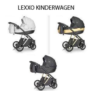LEXXO Kinderwagen